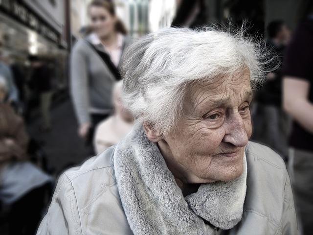 ambulante Altenpflege